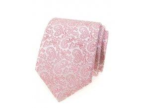 Kravata Avantgard Lux - pudrová