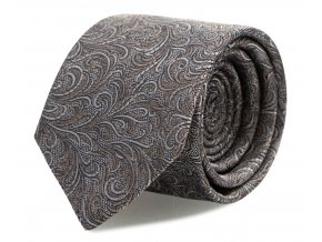 Kravata s kapesníčkem Brinkleys - modro-béžový