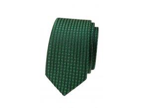 Úzká kravata Avantgard - zelená