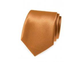 Kravata Avantgard - zlatá