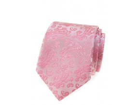 Kravata Avantgard Lux - růžová
