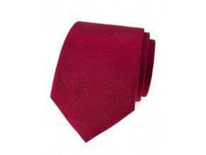 Kravata Avantgard Lux - červená