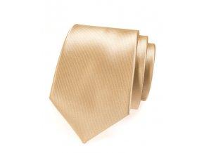 Kravata Avantgard Lux -  béžová