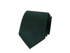 Kravata Avantgard Lux - tmavě zelená
