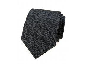 Kravata Avantgard Lux - šedá