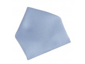 Společenský kapesníček Brinkleys - světle modrý