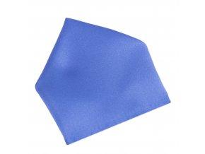 Společenský kapesníček Brinkleys - královský modrý