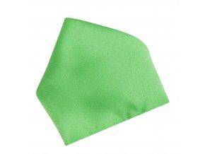 Společenský kapesníček Brinkleys - zelený