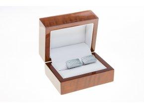 Dárkový box na manžetové knoflíčky