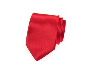 Kravata Avantgard - jasně červená