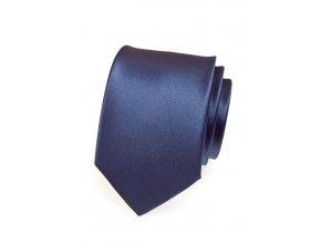 Kravata Avantgard - tmavě modrá