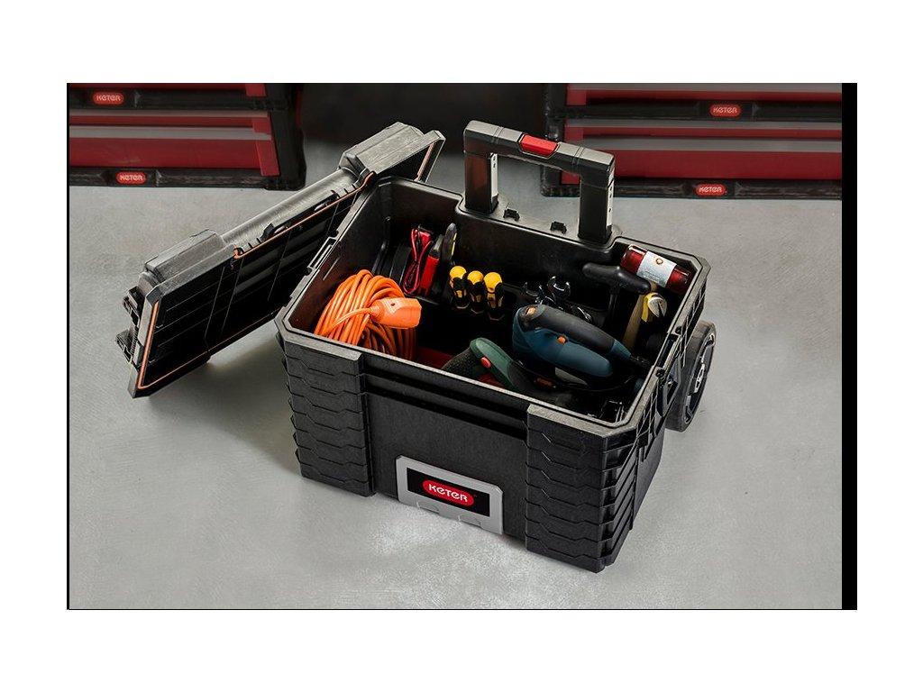 3482 box na naradi keter gear mobile cart