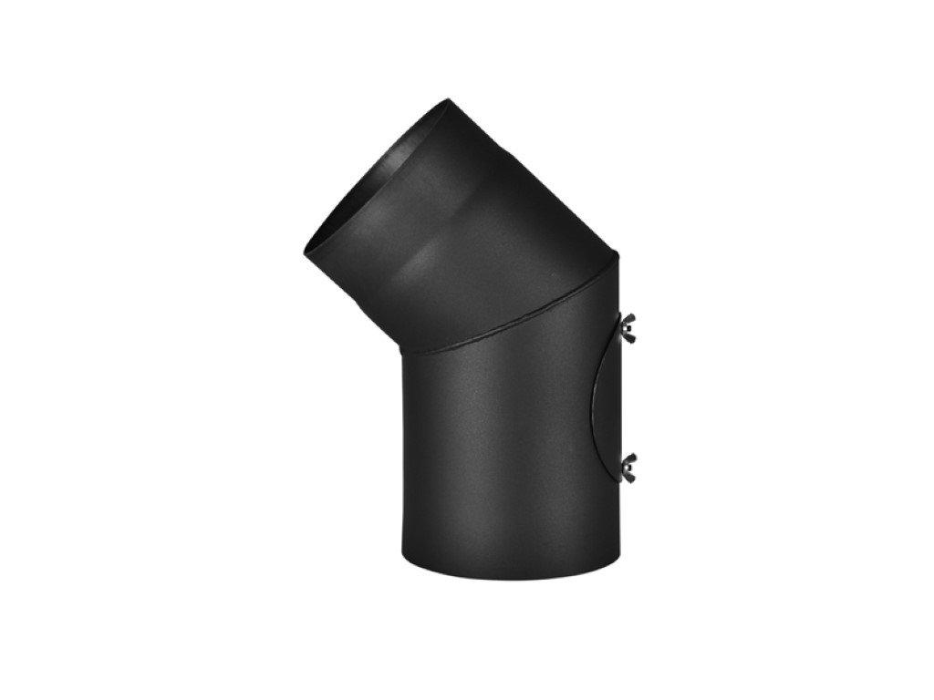 2795 koleno 120 45 1 5 mm s cisticim otvorem