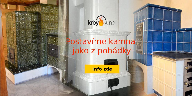 Stavba kachlových kamen Ostrava