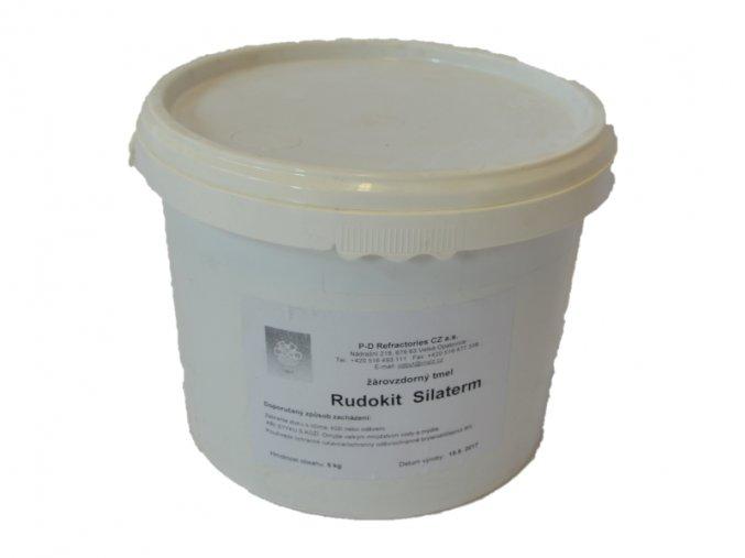 Rudokit - žárový tmel - 5 kg