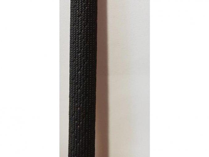 TĚSNĚNÍ SKLA KULATÉ PR.13 MM FD 5108A - ČERNÉ