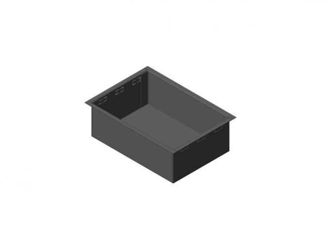 Krabice popelníku