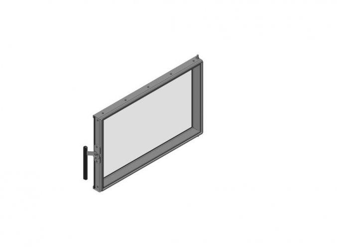 Dveře topeniště  + 10 % sleva  s kódem BF10
