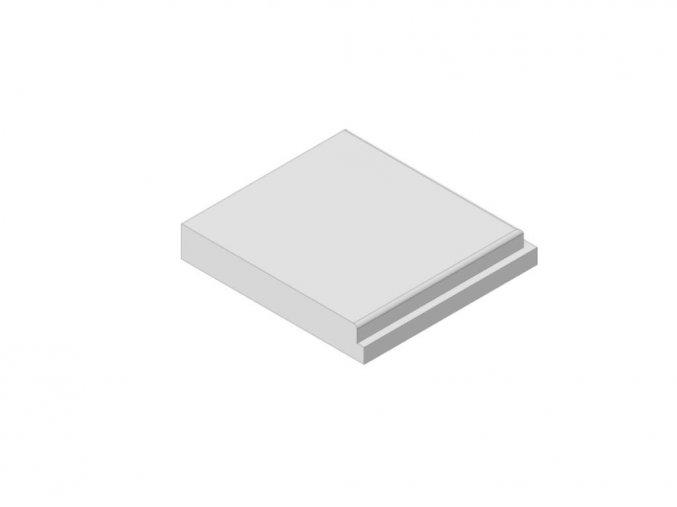 Šamotová deska  + 10 % sleva  s kódem BF10