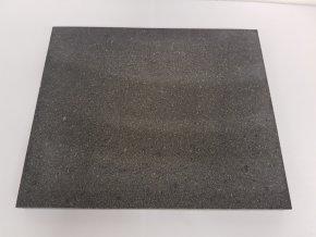 Lávový grilovací kámen 300x250x20 mm