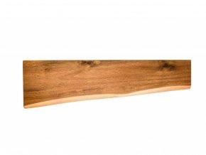 34161 7 drevena lista akacie na noze style de vie pro noze forged kvalitni noze 50 cm prirodni 7
