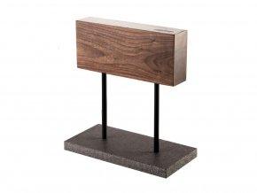 34176 7 sdv 624771 magneticky stojan noze s kamennym podstavcem orechove drevo style de vie kvalitni noze(1)