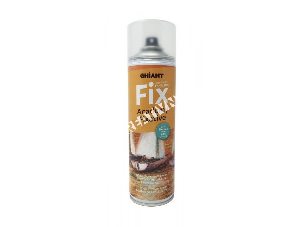 fixatív spray