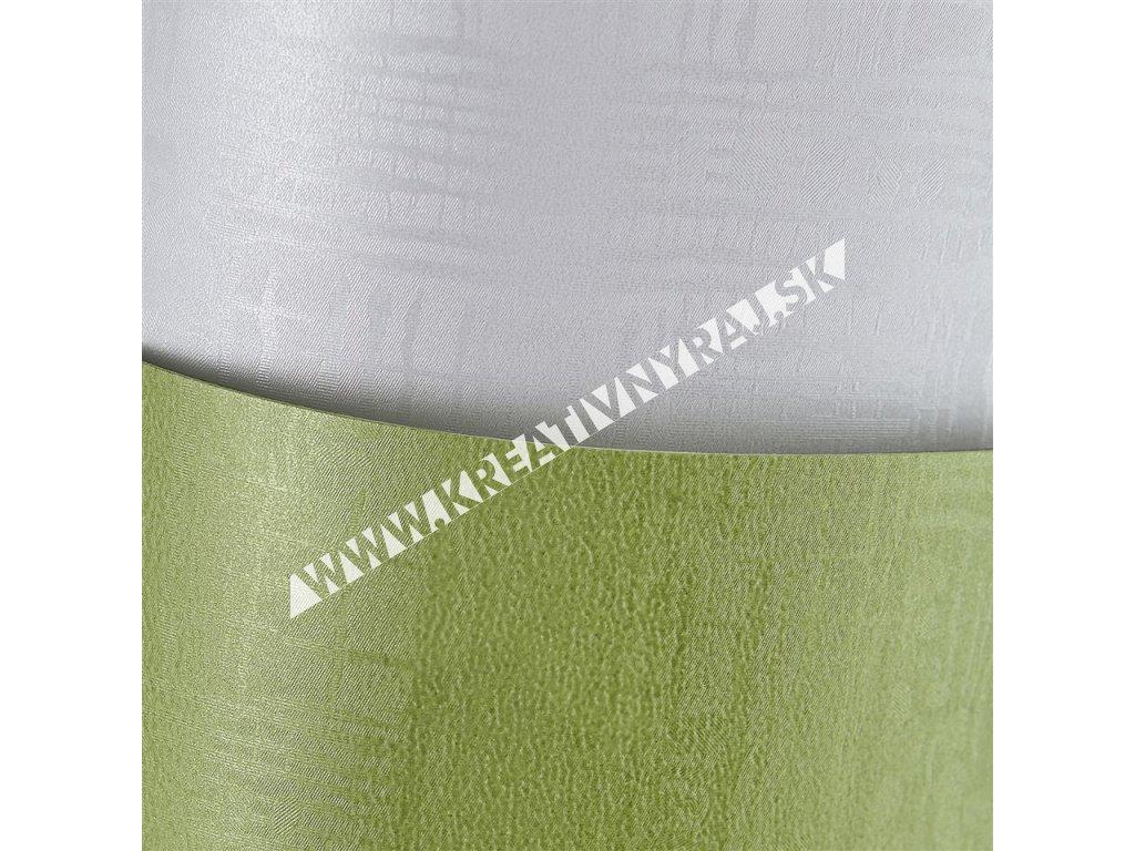 "dekoračný papier ""SATIN"" zelený"