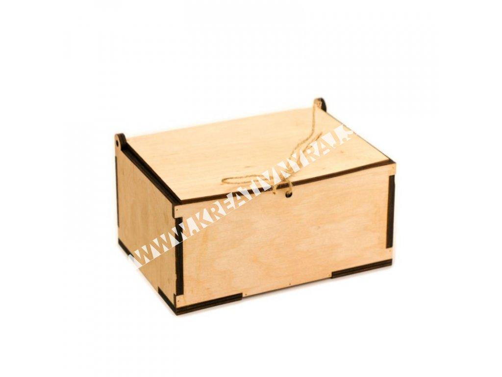 darčeková krabička 18*12*8 cm