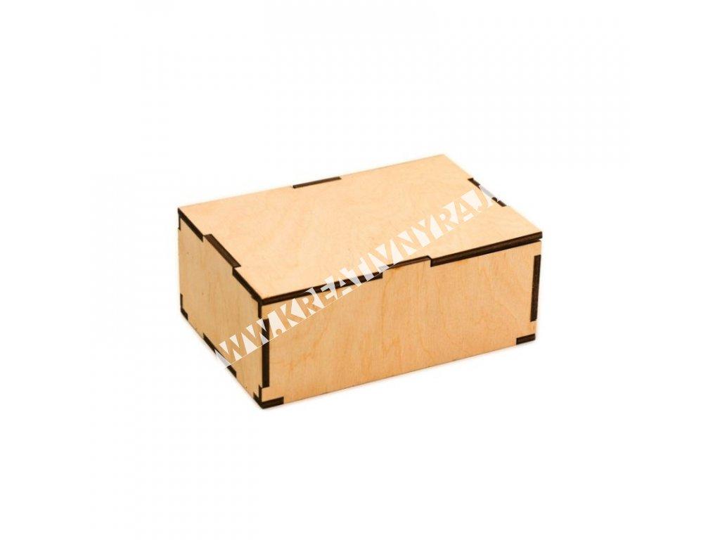 darčeková krabička 15*10*6 cm
