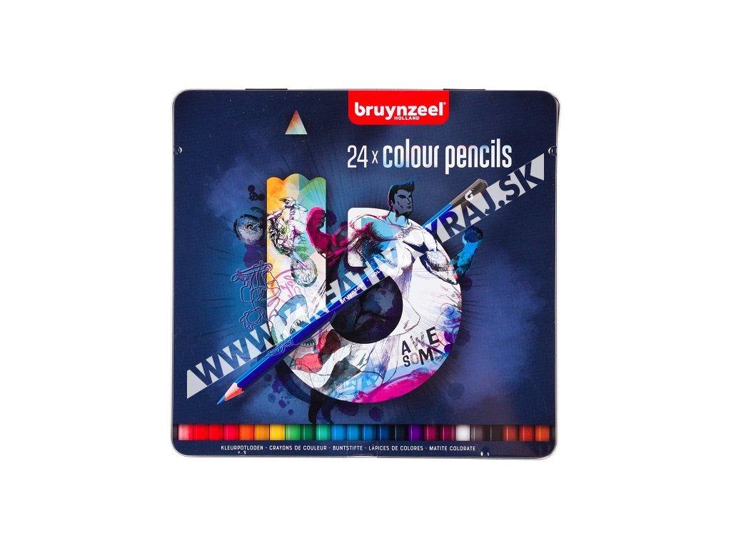 pastelky art 24 ks
