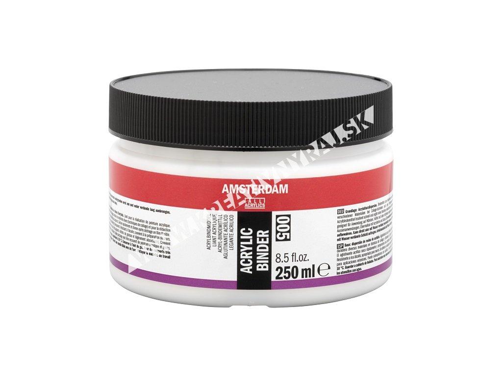 akrylový binder Amsterdam