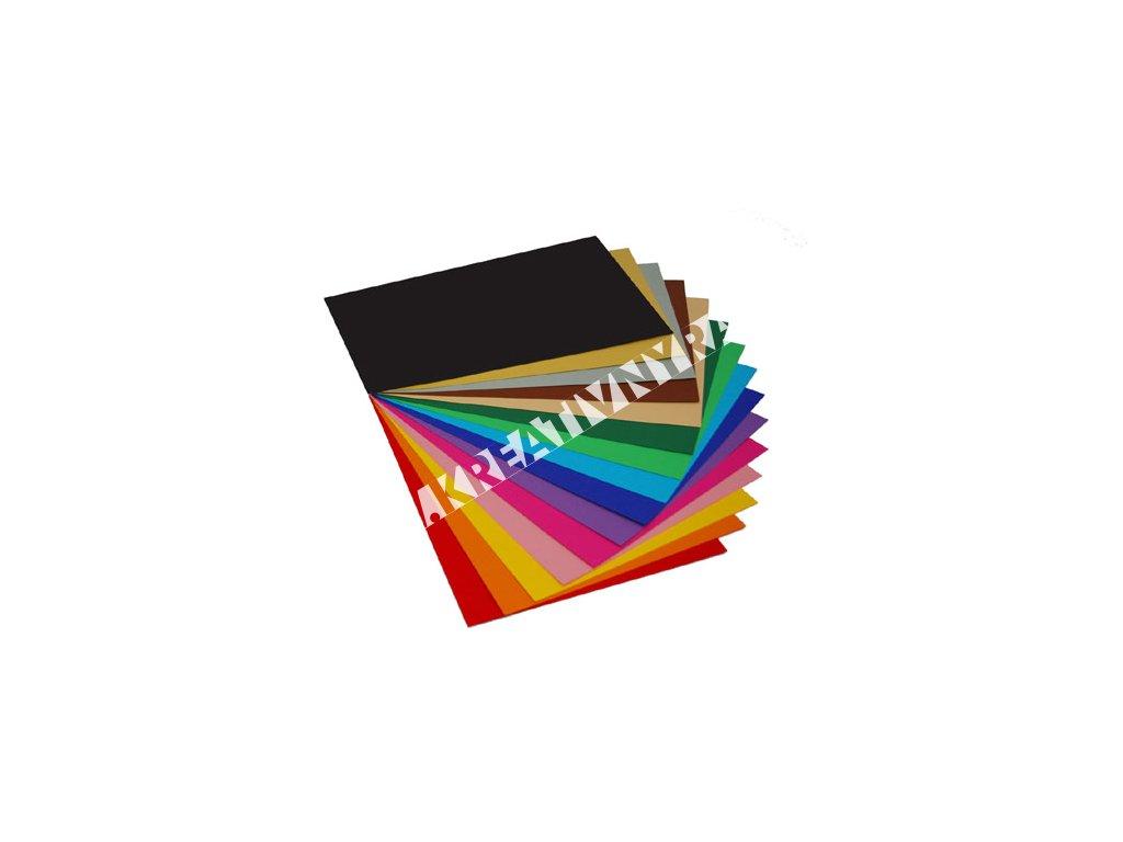 farebná papier 170gsm