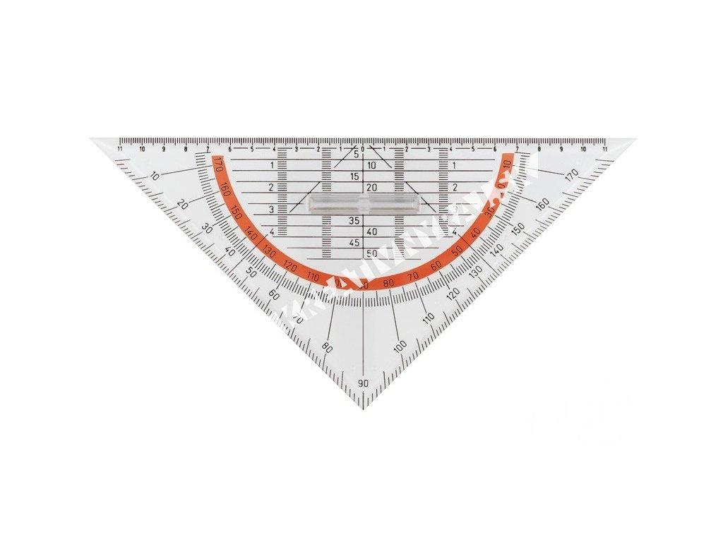 pravítko GEO-trojuholník