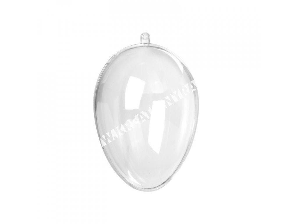 plastové vajce číre