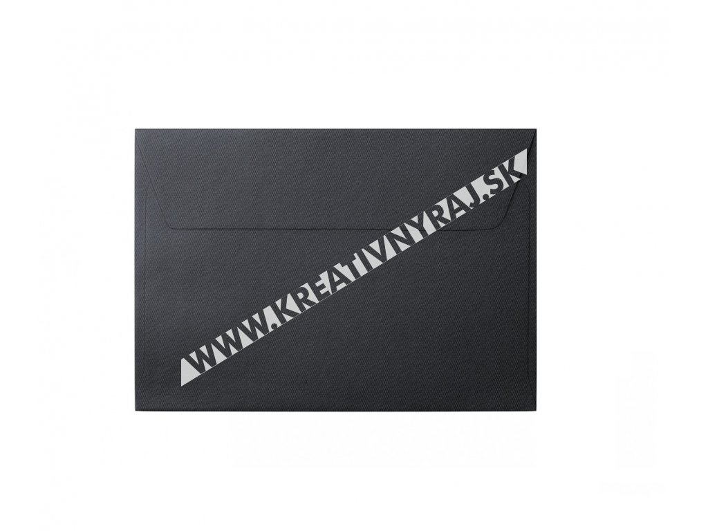 """poštová obálka """"FLORIDA BLACK"""""""