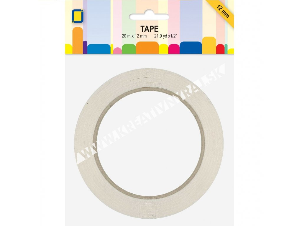 lepiaca páska obojstranná 12 mm