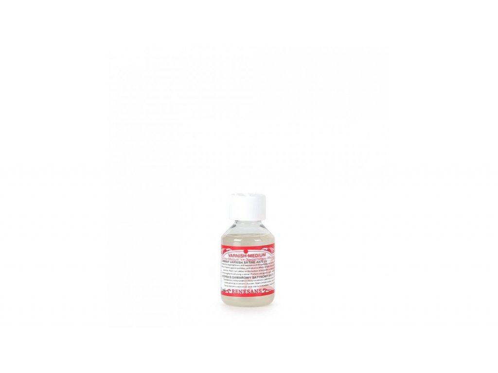 damarový lak saténový 100 ml