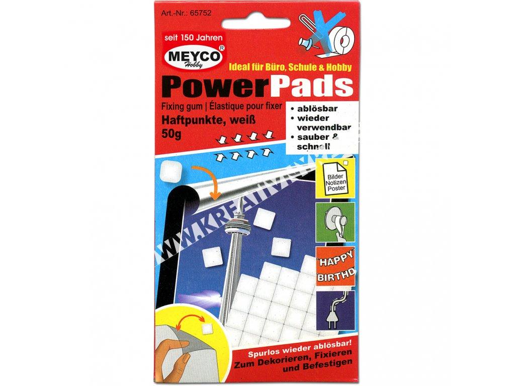 lepiaca guma PowerPads