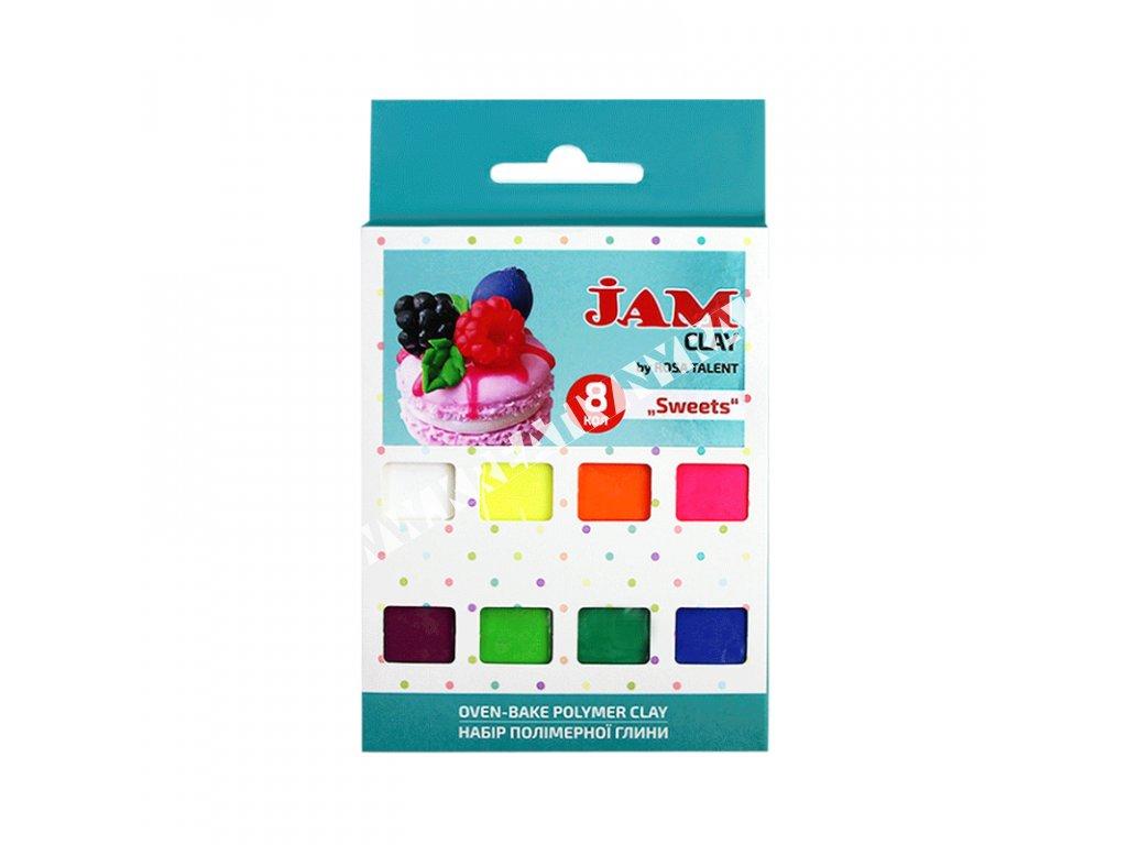 polymérová hmota JAM CLAY - Sweets