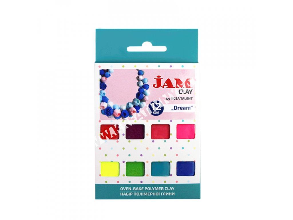 polymérová hmota JAM CLAY - Dream