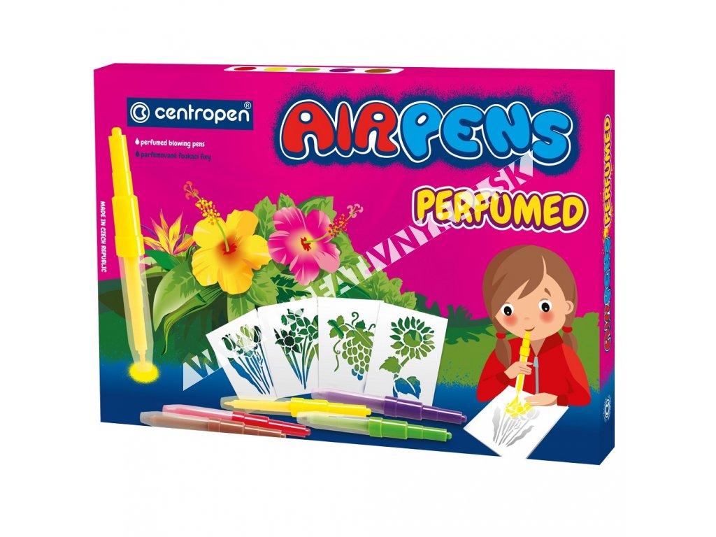fúkacie fixy AIRPENS perfumed