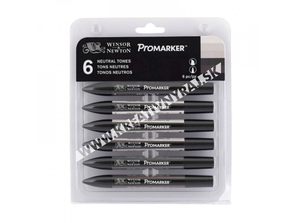 promarker W&N neutral set