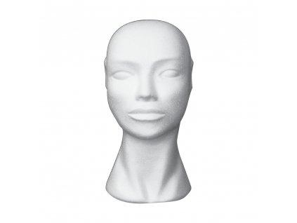 """polystyrénová hlava """"ŽENA"""""""