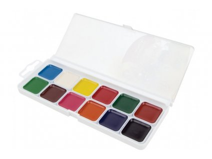 vovové farby štvorec