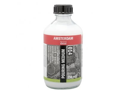 pouring medium Amsterdam