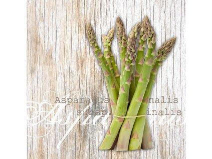"""servítka """"asparagus"""""""