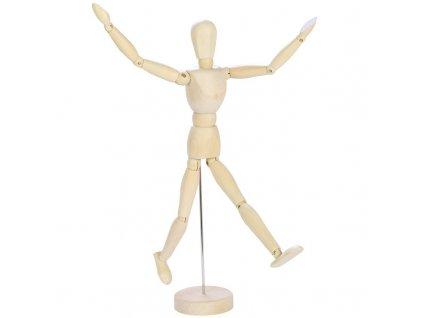 model pohyblivá figurína
