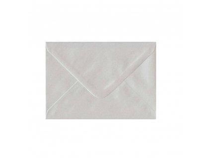 poštová obálka C6 perleťová