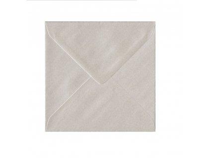 poštová obálka 155x155 perleťová